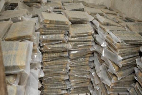 Niger: Saisie de trois tonnes de cannabis à Niamey