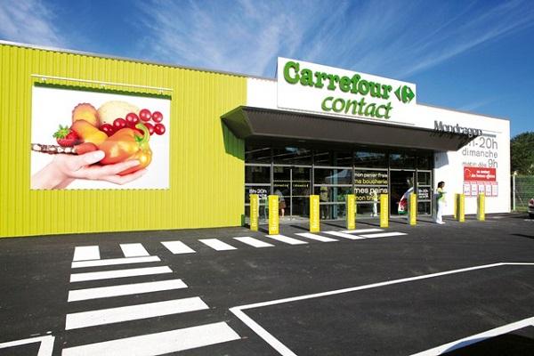 France : fermeture annoncée de 249 magasins de proximité Carrefour Contact, 1850 postes supprimés