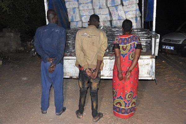 Drogue : Saisie de plus de trois tonnes de chanvre indien, un réseau coordonné par un prisonnier démantelé