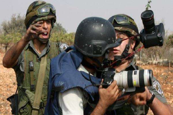 Liberté de la presse : Filmer l'armée israélienne, un délit bientôt passible de 10 ans de prison ?