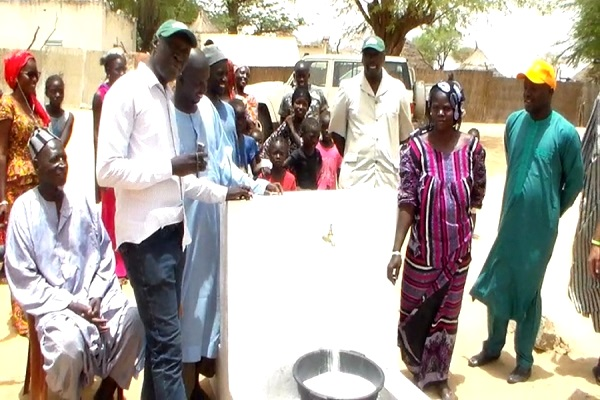 Louga: Le Maire de Mbédiéne soulage 16 villages de sa Commune, désormais approvisionnés en eau