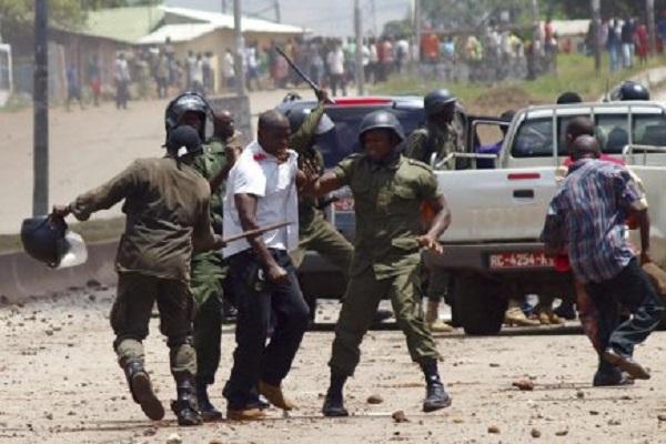 Guinée : la répression de leur manifestation suscite une grande colère des forces sociales et syndicalistes