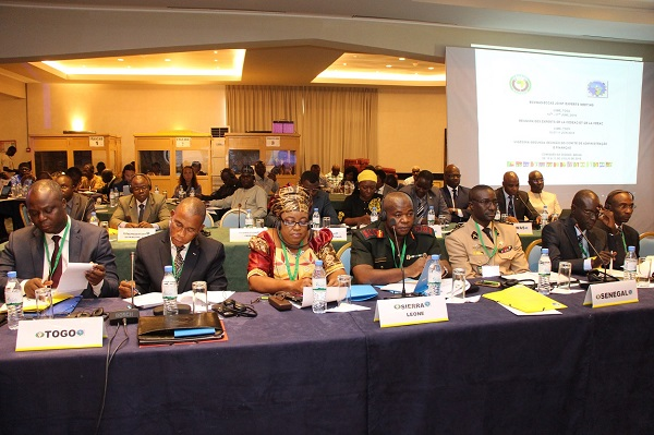 Défis Sécuritaires Communs : le renforcement de la Coopération entre l'Afrique de l'Ouest et l'Afrique Centrale recommandé