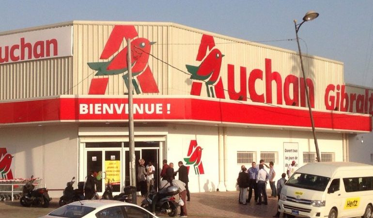 Présence d'Auchan : Le Mouvement RECCU FAM MACKY parle de mort programmée du petit commerce