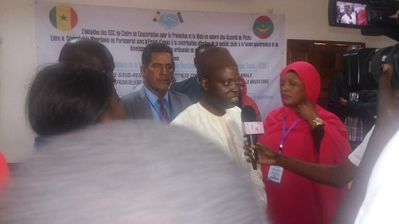 Accords de pêche entre le Sénégal et la Mauritanie : La société civile des pays en conclave pour la promotion et la mise en œuvre