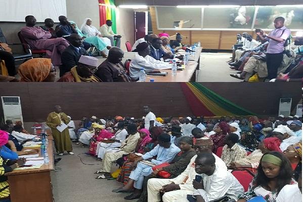 7e Rencontre au CICES : la « Plateforme des Forces de l'Emergence » salue les bons points acquis et ratisse large pour Macky