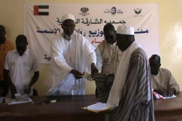 Louga :ABI, une ONG islamique, dégage près quarante millions FCFA pour soutenir des imams de 110 mosquées