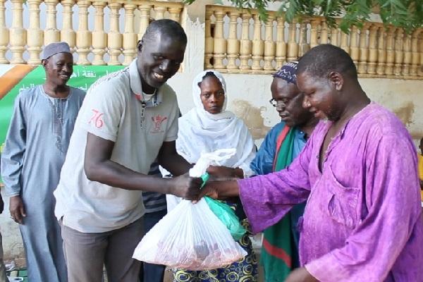 Louga : une association au secours des nécessiteux à la veille de la Tabaski