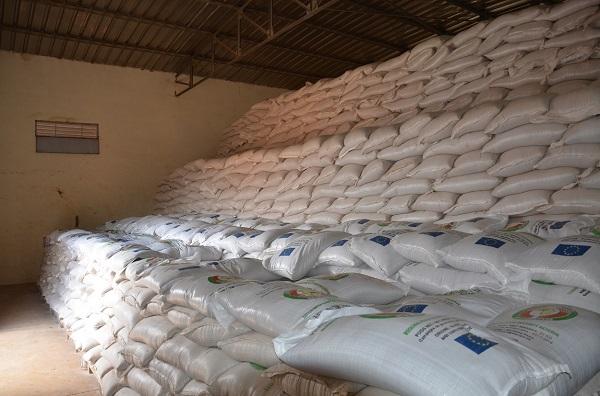 Sécurité alimentaire : la CEDEAO exprime sa solidarité au Niger à travers la remise de produits vivriers