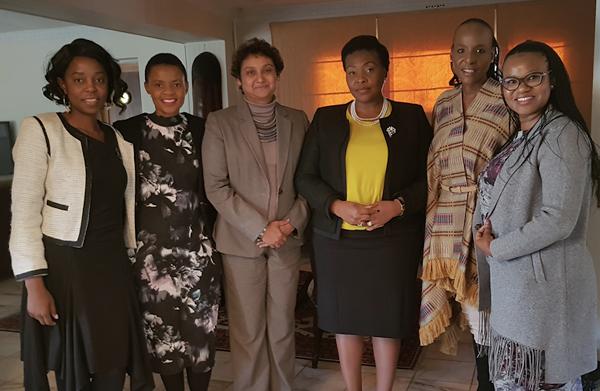 Lutte contre la tuberculose et la malnutrition : Yvonne Chaka Chaka nommée ambassadrice de bonne volonté de l'Agence du NEPAD