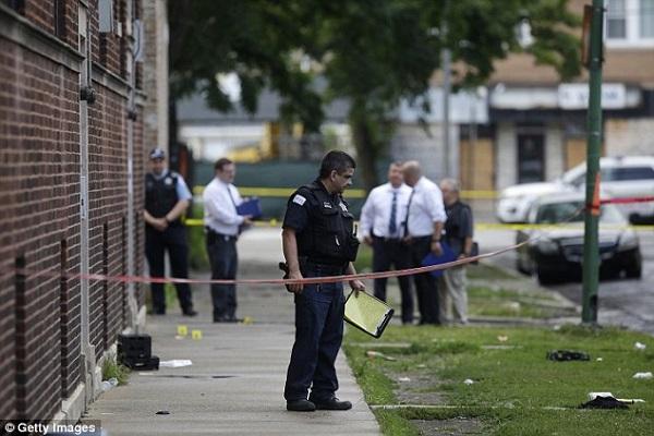 « Zone de guerre aux Etats-Unis»: Chicago enregistre 12 morts et 59 blessées en seulement 60 heures