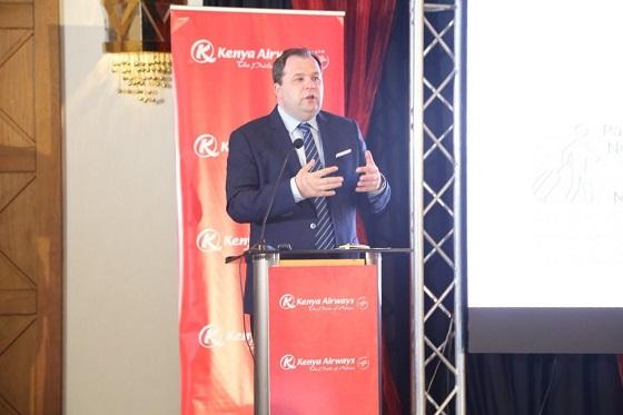 Kenya Airways augmente ses résultats de 30,8% au premier semestre 2018
