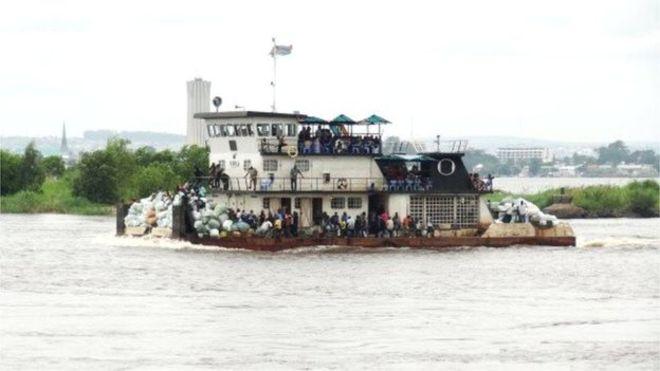 Tanzanie : plus de 40 morts  enregistrés dans le naufrage d'un ferry, l'Etait craint le pire…