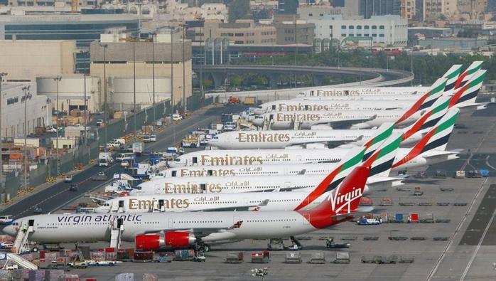 Record: plus de 8 millions de passagers à l'aéroport de Dubaï au mois de juillet