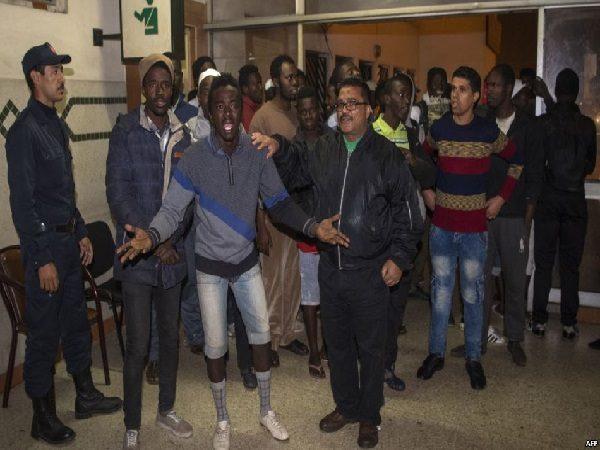 Maroc : Amnesty international dénonce une répression cruelle et illégale contre des milliers de migrants