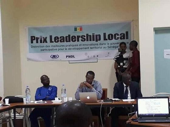 Pour promouvoir les meilleures pratiques dans la gouvernance participative :  Enda Ecopop  initie le Prix du Leadership Local