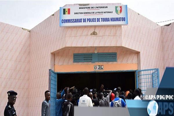 Sécurité : le dispositif se renforce à Touba avec le nouveau commissariat de Ndamatou