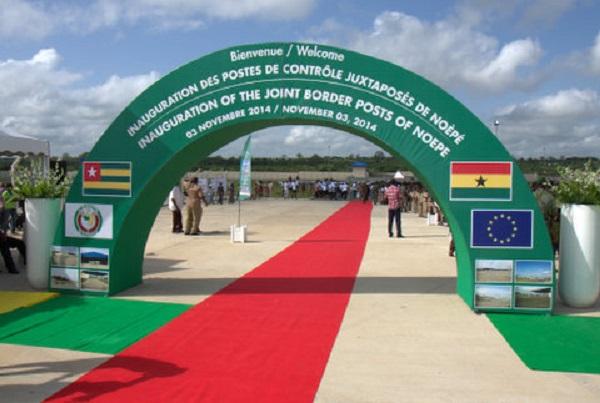 Transport Frontière Bénin-Nigeria : inauguration et remise du Poste de contrôle Juxtapose de Seme-Krake