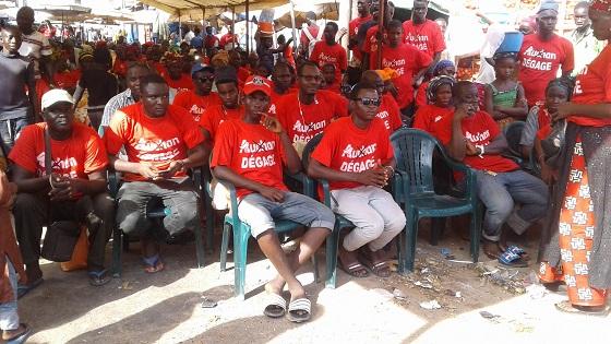 Pour faire partir Auchan du Sénégal :  Une grande manifestation prévue le 16 octobre à la Place de la nation