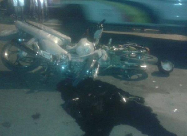 Louga : Un moto fait un mort et deux blessés graves dans un choc frontal au Quartier Montagne