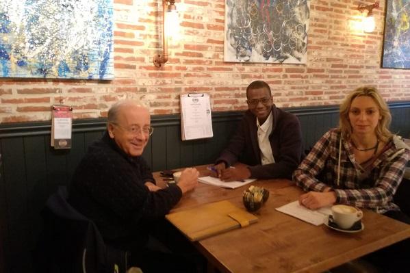 Un accord de Coopération signé entre la Chaire  Unesco de l'Université de Florence et le REDES