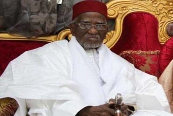 Oumah perd un homme de référence: Décès du Khalife général de Ndiassane,El Hadj Mame Bou Mamadou