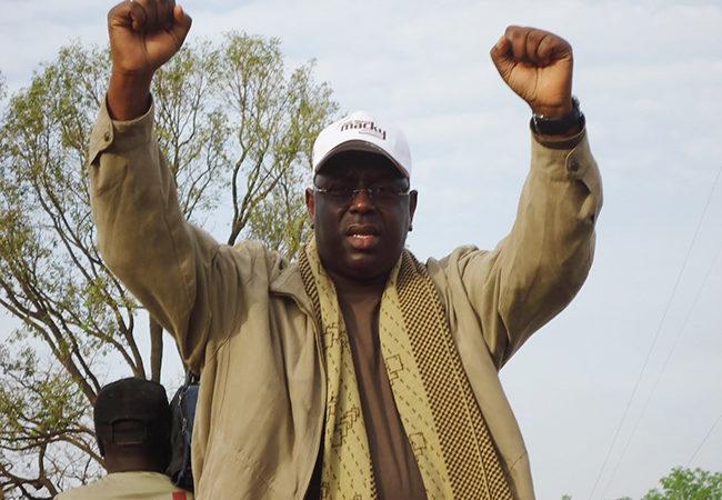 PRÉSIDENTIELLE 2019 :  Macky Sall investi candidat le 1er décembre prochain