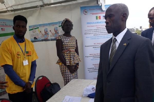 Entrepreneuriat : l'ambassadeur américain à Dakar encourage les jeunes sénégalais