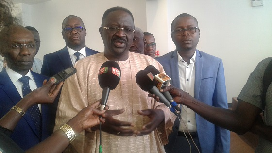 AGRICULTURE :  Les partenaires techniques et financiers saluent les performances du Sénégal