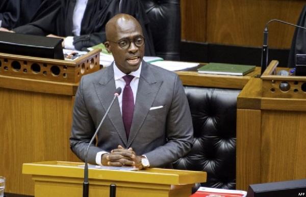 Afrique du Sud : démission du ministre de l'intérieur