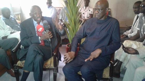 Ngouda Fall Kane Sur La Gestion Du Gouvernement De Macky:  « C'est une catastrophe »