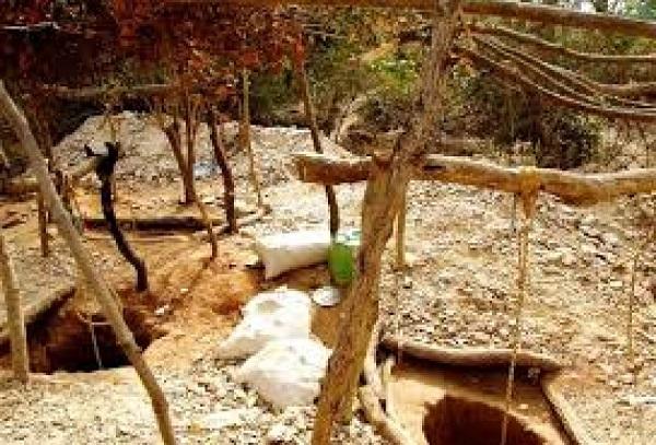 Kédougou : 02 morts 3 blessés enregistrés suite à un éboulement dans l'ancien site de Gora