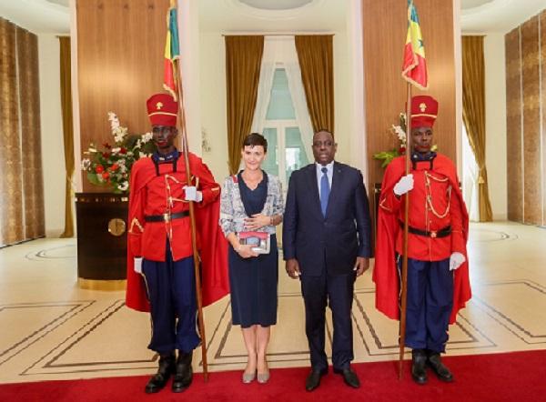Coopération : Irène Mingasson nommée Ambassadrice de l'Union européenne auprès de la République du Sénégal