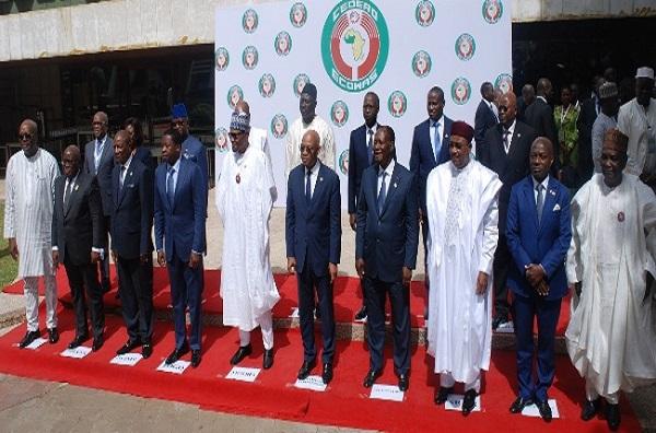 CEDEAO: les dirigeants prennent des mesures pour renforcer la gouvernance politique et économique de la sous-région