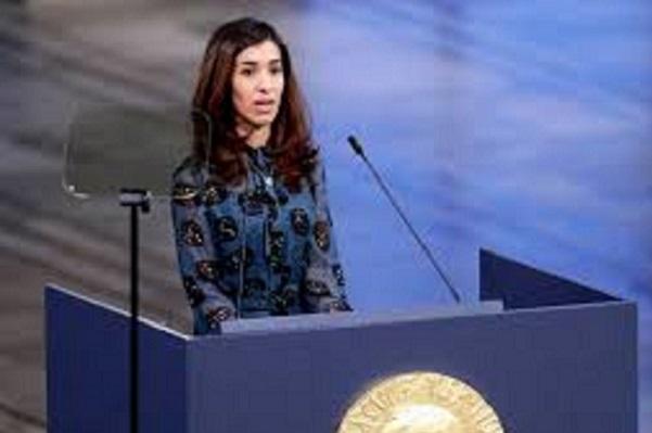 Alliance : Le Nobel de la Paix Nadia Murad se joint aux efforts de la FAO pour éliminer la faim