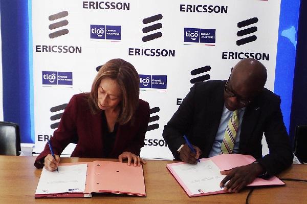 Partenariat stratégique : Tigo et Ericsson s'engagent à accélérer la numérisation au Sénégal