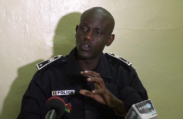Louga : le Commissaire de Police Babacar Badji  privilégie la proximité avec les populations