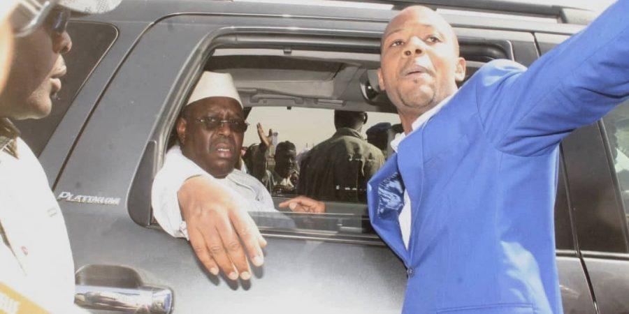 Sakal : une mobilisation du champion d'Afrique de scrabble Ousmane Sakal Dieng rassure Macky Sall