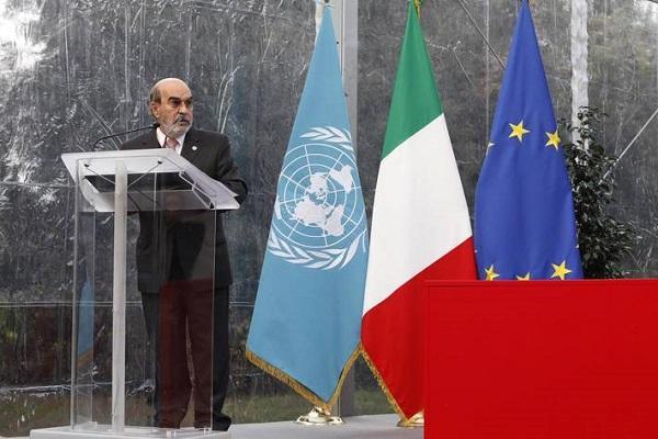 Inauguration du Centre africain pour le climat et le développement durable à Rome
