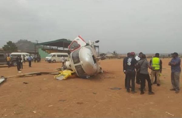 Crash d'un hélicoptère au Nigéria : le vice-président Yemi Osinbajo échappe de peu à la mort