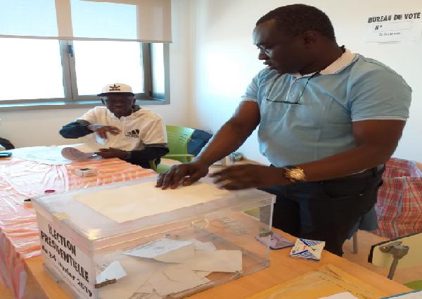 Election Présidentielle du Sénégal en Espagne : Un bon démarrage noté des votes dans les 78 Bureaux