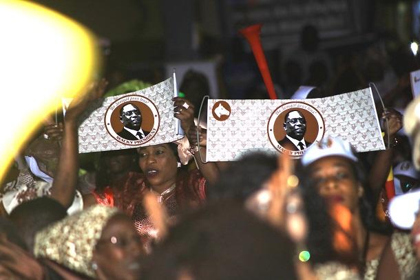 14ème Jour de campagne : Amadou Ba accueilli par un grand rassemblement de Benno de  Médina et de Dakar-Plateau