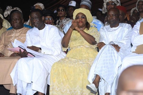 Marième Faye Sall aux côtés de Amadou Bâ : Les communes des HLM et Hann s'engagent à réélire Macky dès le premier tour