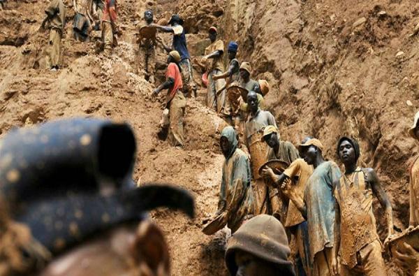 Guinée : au moins 17 morts suite à un éboulement dans un site aurifère