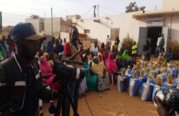 Solidarité : Direct Aid vole au secours des populations défavorisées de Malika et environs
