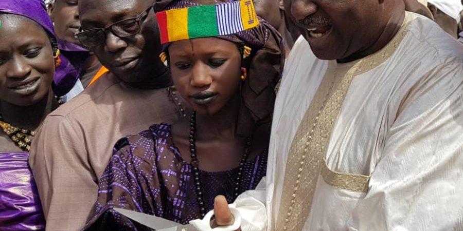 Déclaration de soutien à Moussa Sow, coordonnateur du PUMA, pour la réélection du président Macky Sall
