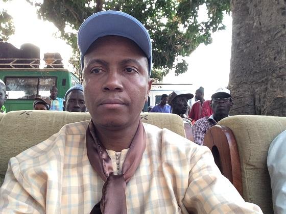 Présidentielle 2019: Le journaliste Talibouya Aïdara, parmi les responsables apéristes qui ont gagné  leur bureau de vote