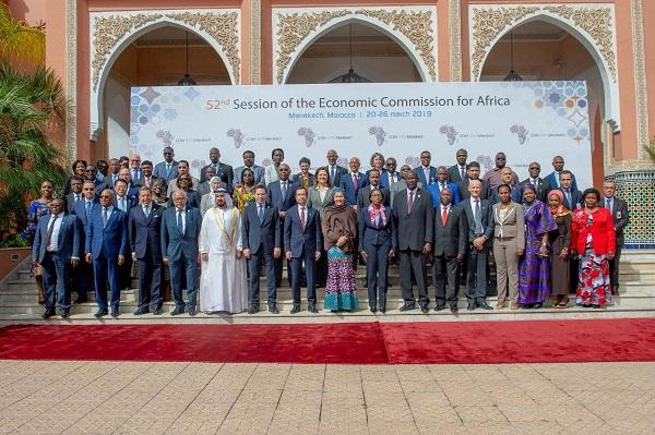 Conclusions de la conférence des ministres de la CEA : l'Afrique doit donner la priorité à la mobilisation des recettes et tripler la croissance