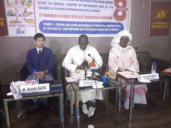 MORTALITÉ MATERNELLE :  « La plus grosse violence basée sur le genre », selon Bigué Ba Mbodji