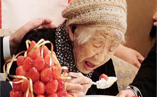 Guinness des Records : Kane Tanaka,  une Japonaise de 116 ans doyenne de l'humanité
